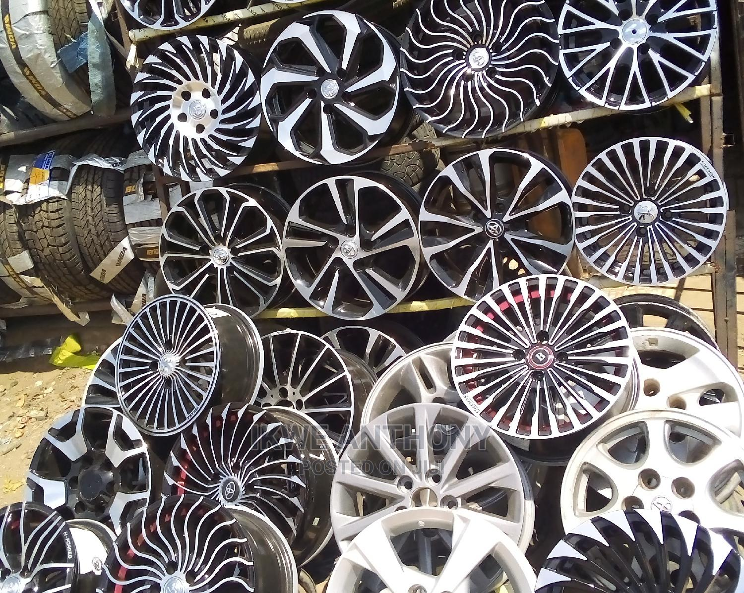 General Wheels Merchant | Vehicle Parts & Accessories for sale in Apo District, Abuja (FCT) State, Nigeria
