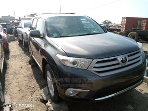 Toyota Highlander 2012 Limited Gray   Cars for sale in Lagos State, Apapa