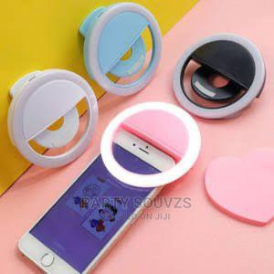 LED Ring Selfie Light for All Smart Phone   Accessories for Mobile Phones & Tablets for sale in Lagos State, Surulere