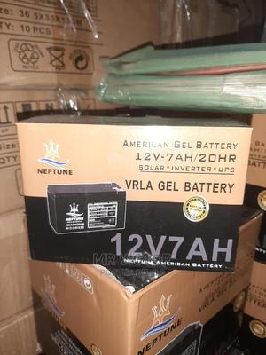 12v 7ah Neptune Solar Battery | Solar Energy for sale in Lagos State, Ojo