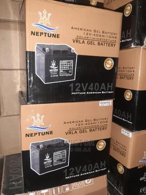 12v 40ah Neptune Solar Battery | Solar Energy for sale in Lagos State, Badagry