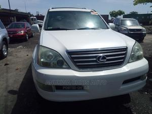 Lexus GX 2005 470 Sport Utility White   Cars for sale in Lagos State, Amuwo-Odofin