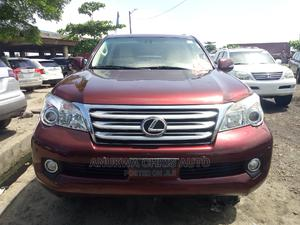 Lexus GX 2011 460 Red | Cars for sale in Lagos State, Amuwo-Odofin