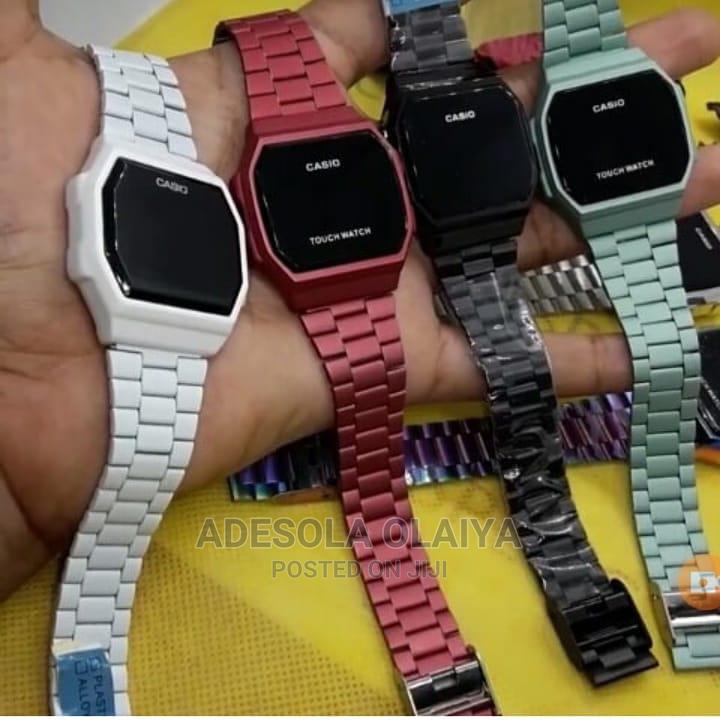 Archive: Casio Wristwatch
