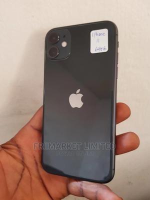 Apple iPhone 11 64 GB Black | Mobile Phones for sale in Edo State, Benin City