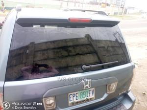 Honda Pilot 2004 Gray | Cars for sale in Lagos State, Ajah