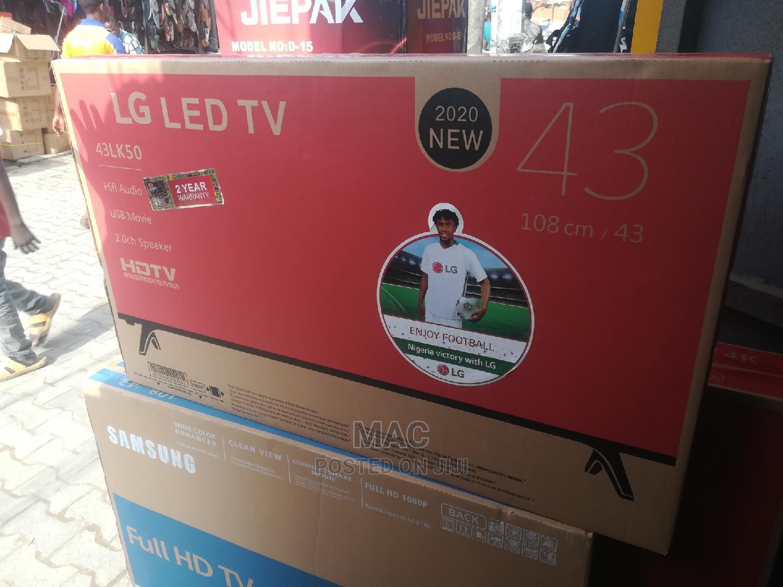 43 Inches LG LED Tv.