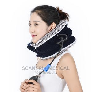 Inflatable Adjustable Neck Stretcher Collar | Medical Supplies & Equipment for sale in Abuja (FCT) State, Gwarinpa