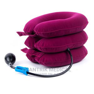 Inflatable Neck Traction Relive Pain   Medical Supplies & Equipment for sale in Abuja (FCT) State, Wuse