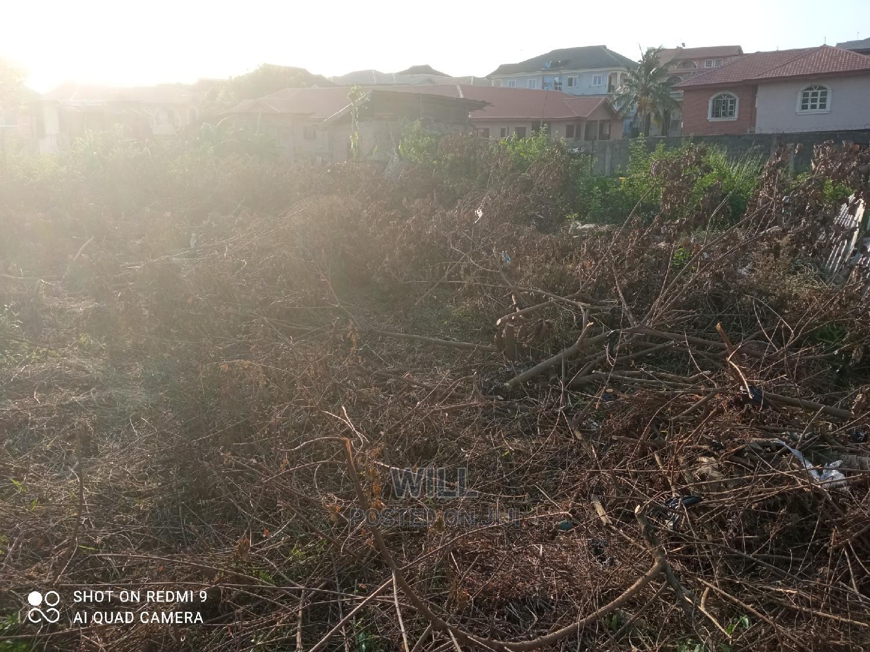 Half Plot of Land Beside Magodo Phase 2 for Sale