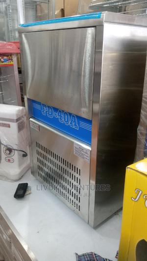 Ice Cube Machine 40cubes | Restaurant & Catering Equipment for sale in Lagos State, Ojo