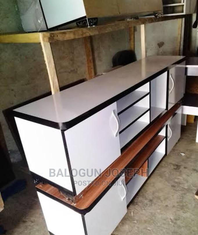 Archive: Tv Stand Made With HDF
