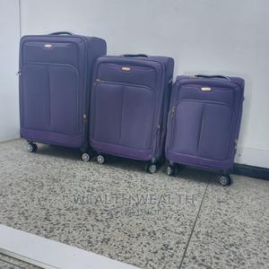 Standard Purple Swiss Polo Luggage Bag | Bags for sale in Lagos State, Ikeja