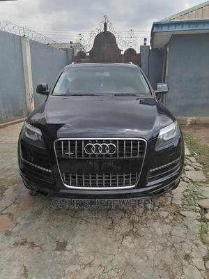 New Audi Q7 2015 Black | Cars for sale in Lagos State, Isolo