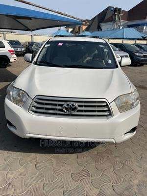 Toyota Highlander 2008 Limited White | Cars for sale in Lagos State, Apapa