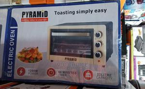 Pyramid Electric Oven (22liters) | Kitchen Appliances for sale in Lagos State, Lagos Island (Eko)