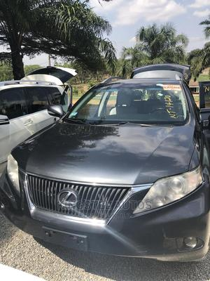 Lexus RX 2010 350 Gray | Cars for sale in Abuja (FCT) State, Jabi
