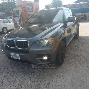 BMW X6 2009 xDrive 35d Blue | Cars for sale in Lagos State, Ikeja