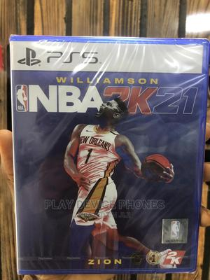 Nba 2K21 Ps 5 Edition | Video Games for sale in Lagos State, Ikeja
