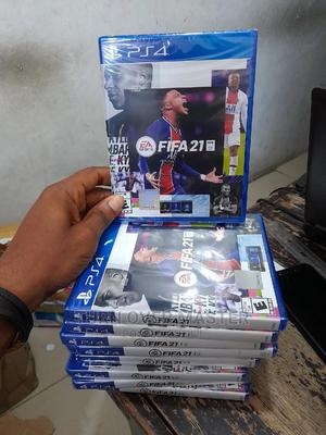 Fifa21 for Ps4 | Video Games for sale in Lagos State, Ikeja