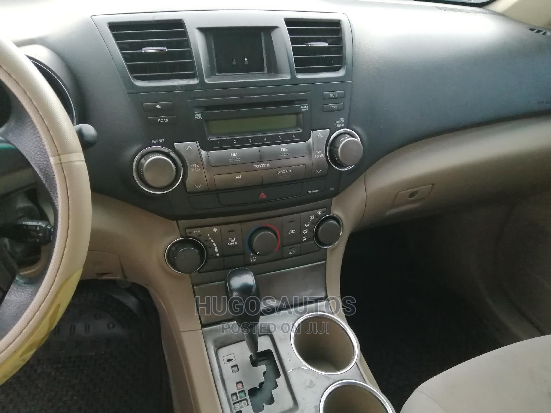Toyota Highlander 2008 Black | Cars for sale in Port-Harcourt, Rivers State, Nigeria