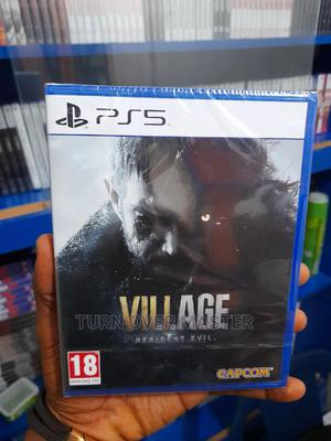 Ps5 Village Resident Evil   Video Games for sale in Lagos State, Ikeja