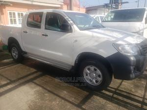 Toyota Hilux 2010 White | Cars for sale in Lagos State, Surulere
