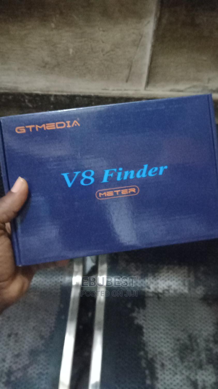 Archive: Satellite Finder Meter