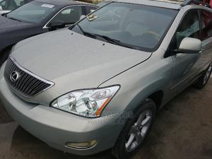 Lexus RX 2007 350 4x4 Green   Cars for sale in Rivers State, Port-Harcourt