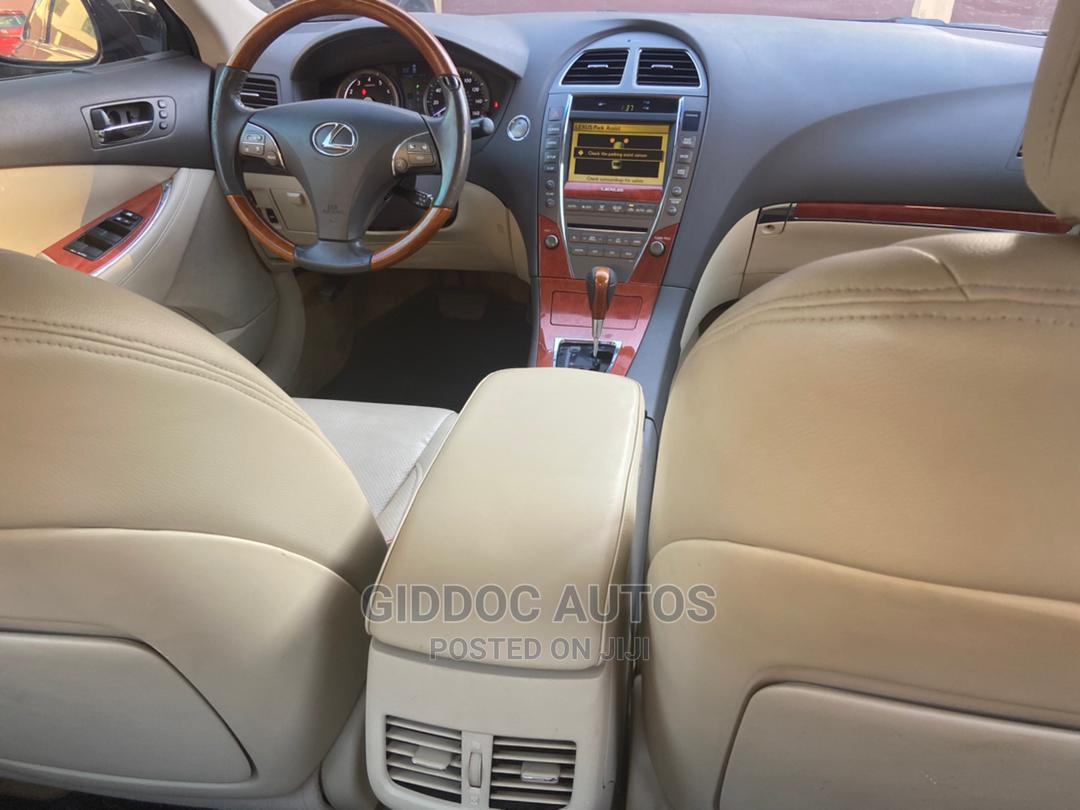 Lexus ES 2010 350 Blue   Cars for sale in Ibadan, Oyo State, Nigeria