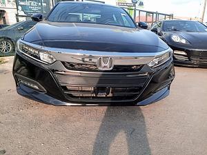 Honda Accord 2019 Black | Cars for sale in Oyo State, Ibadan