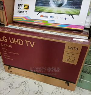 55 Inches LG Television | TV & DVD Equipment for sale in Abuja (FCT) State, Wuse