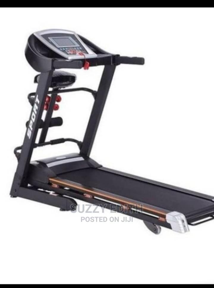 2.5hp German Machine Treadmill