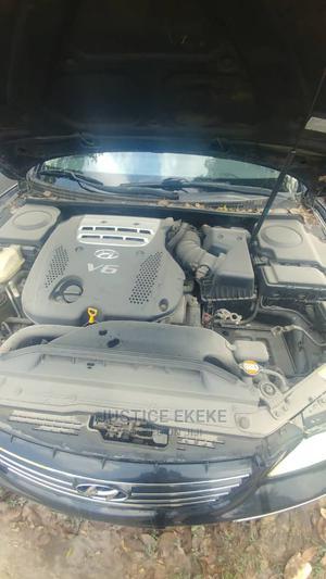 Hyundai Grandeur 2006 3.3 V6 GLS Black | Cars for sale in Abia State, Aba North