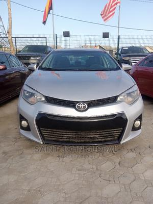 Toyota Corolla 2015 Silver   Cars for sale in Lagos State, Ajah
