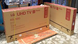 LG 85 Inches Uhd Smart 4K TV | TV & DVD Equipment for sale in Lagos State, Ojo