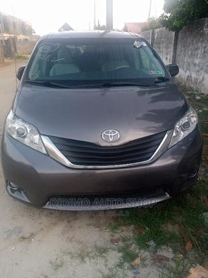 Toyota Sienna 2013 XLE AWD 7-Passenger Gray   Cars for sale in Lagos State, Ajah