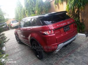 Land Rover Range Rover Evoque 2015 Red | Cars for sale in Lagos State, Alimosho