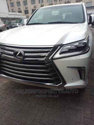 New Lexus LX 2018 570 Three-Row White | Cars for sale in Lagos State, Victoria Island