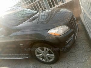 Mercedes-Benz M Class 2012 ML 350 4Matic Gray   Cars for sale in Lagos State, Ogba