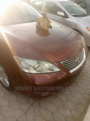 Lexus ES 2008 350 Red   Cars for sale in Lagos State, Ogba