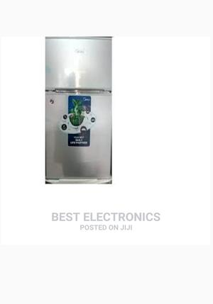 Midea Double Door Refrigerator (Hd-113f} 87 Ltrs | Kitchen Appliances for sale in Abuja (FCT) State, Kubwa
