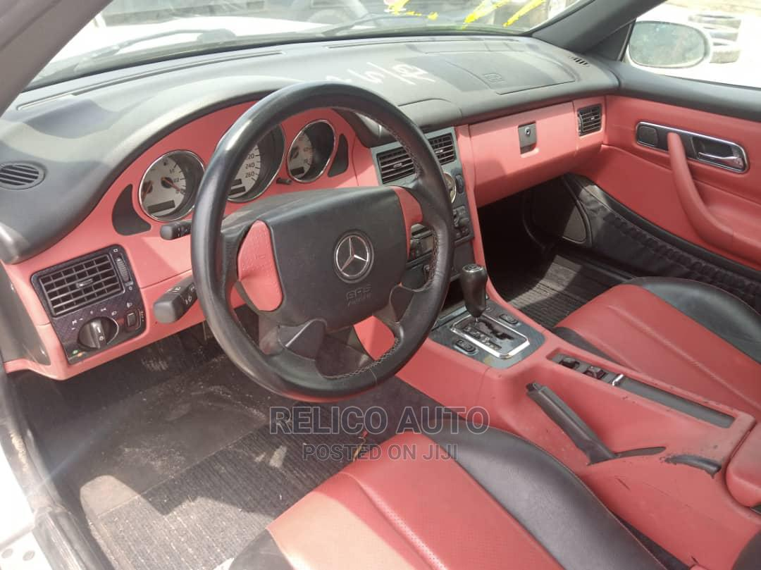 Mercedes-Benz SLK Class 2003 Black | Cars for sale in Badagry, Lagos State, Nigeria