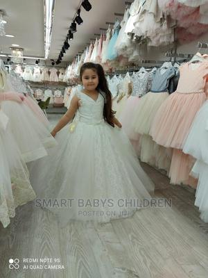 Little Bride Gown at Smart Babys Shop   Children's Clothing for sale in Lagos State, Lagos Island (Eko)