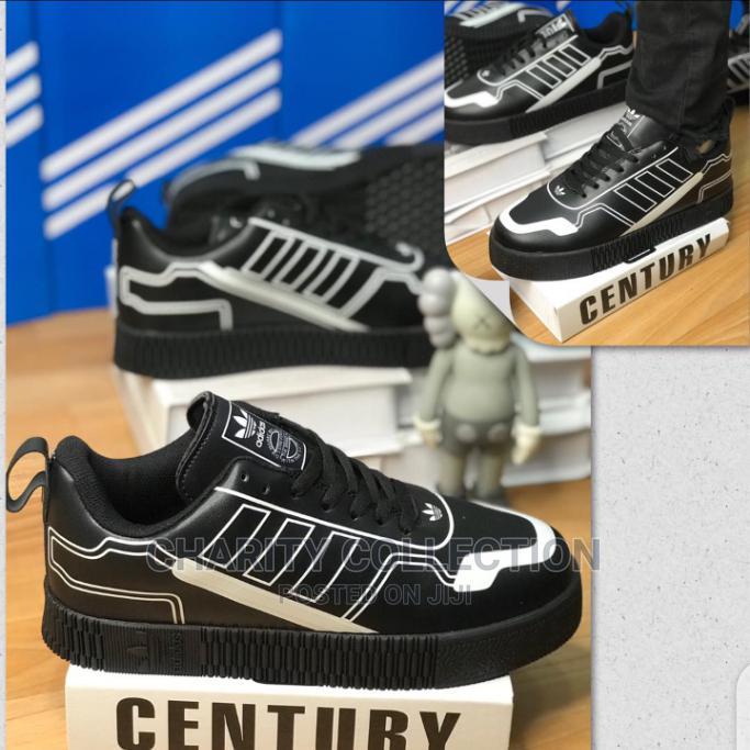 Men Century Adidas Canvas Shoes