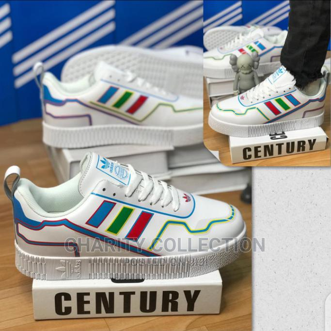 Men Century Adidas Canvas Shoes   Shoes for sale in Mushin, Lagos State, Nigeria