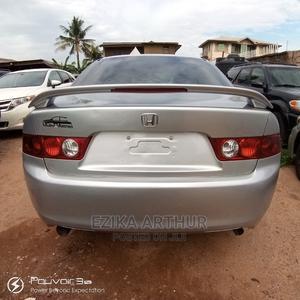 Honda Accord 2007 2.0 Comfort Silver | Cars for sale in Enugu State, Enugu