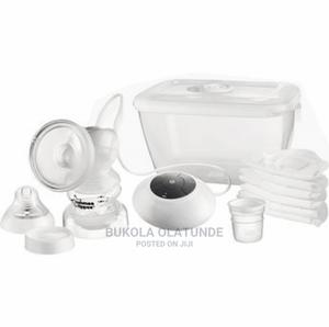 Tommee Tippee Closer to Nature Electric Breast Pump, White   Maternity & Pregnancy for sale in Rivers State, Port-Harcourt