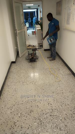 Terrazzo Restoration Polish | Cleaning Services for sale in Lagos State, Ikeja