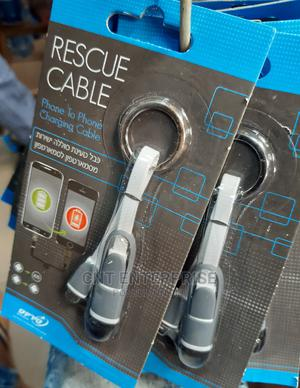 Rescue Cables | Accessories for Mobile Phones & Tablets for sale in Lagos State, Ikeja